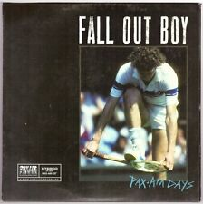 "Fall Out Boy ""Pax-Am Days"" 2x 7"" OOP Panic at the Disco Paramore Blink 182"