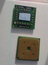 CPU AMD TURION 64 X2 TL-50 2x1.6GHZ TMDTL50HAX4CT PROCESSOR LAPTOP PROCESSORE S1