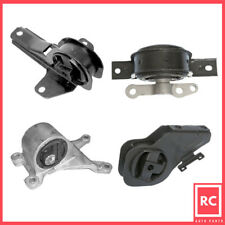 Motor & Trans Mount 4PCS Set for 2002-2004 Oldsmobile Alero 2.2L Auto Trans