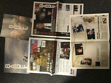 BABEL Iñárritu PRESSBOOK Japan bonus x4 Brad PITT Cate BLANCHETT Gael G Bernal
