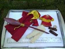 1/6 Harry Potter Quidditch Mattel clothes and accessories