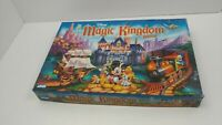 Disney Magic Kingdom 2004 Game Board Game Rare INCOMPLETE