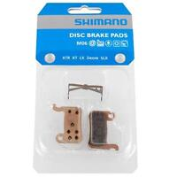 Shimano MTB Disc Brake Pads M06 Deore XT XTR BR-M975 M966 M965 Metallic Compound