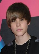 Justin Bieber Style Handsome Short Straight Capless Wig 6 Inches