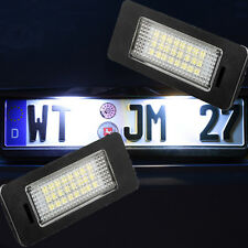 SMD LED Kennzeichenbeleuchtung BMW 3er E82 Limo Touring Compact [7104] D