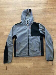 Bontrager Nicolet Hoodie Men's Jacket Grey Large