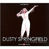 Dusty Springfield - Live at the Royal Albert Hall (2013) CD+DVD  NEW  SPEEDYPOST