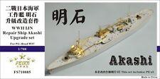 Five Star 710085 1/700 IJN Repair Ship Akashi Upgrade Set for Pitroad W37