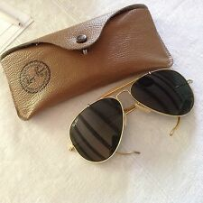Authentique Lunette RAY BAN Aviator Pilote U.S.A