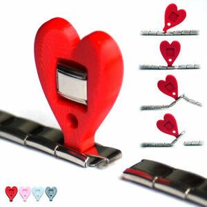 Italian Charm Tool & Holder - Add/Remove Links 9mm Classic Starter Bracelet