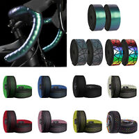 2PACK Road Bike Handlebar Tape Bicycle Drop Bar Wrap Outdoor Sports Non-Slip lot