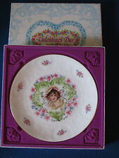 Royal Doulton Collectable Plate - Valentines Day - 1984 - In Original Box