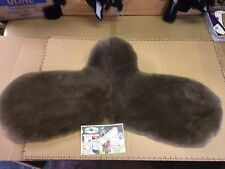 Deluxe English Dressage WINTEC Saddle Sheepskin Cushion Pad Australian Merino