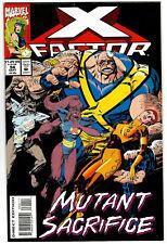 X-FACTOR # 94  - Marvel 1993  (fn-vf)