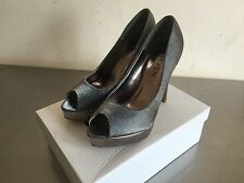 "TopShop Women's Stiletto Very High Heel (greater than 4.5"") Shoes"