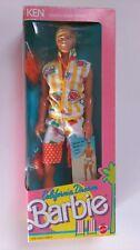 BARBIE DOLL KEN CALIFORNIA DREAM VINTAGE MATTEL 4441 1987 COMIC BOOK