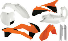 Acerbis 2014 Color Full Plastic Complete Kit For KTM 125-450 SX XC 2314333914