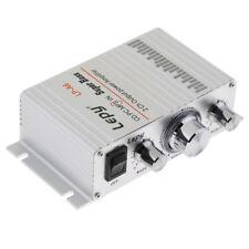 2x15W Tripath Class D Audio Stereo Hi-Fi Power Amplifier 3.5mm Jack for Car