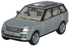 Modellini statici di auto, furgoni e camion Oxford Diecast per Range Rover scala 1:76