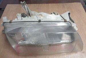 Mazda 323 P Ba Bj.97-00 Headlight Right With Lwr Actuator Motor 1305235337 Bosch