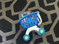 ** NEW - PLAY PRETEND SHOPPING TROLLEY WITH CONTENTS **