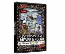 NWD 9 NEVER ENOUGH DVD