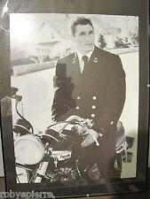 RICHARD GERE STAMPA ORIGINALE POSTER con cornice 35x50 ufficiale gentiluomo