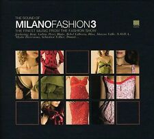Milano Fashion, Vol. 3 (CD, Mar-2005, 2 Discs, Cool D:Vision)