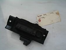 tailgate open handle removed from a peugeot 206 1.4 01 y reg