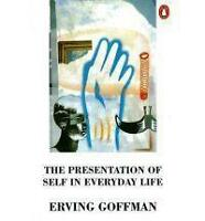The Presentation of Self in Everyday Life  (Penguin Psychology)-ExLibrary