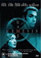 Nemesis Game (DVD, 2005) Region 4 Thriller & Mystery DVD Rated M Brand NEW