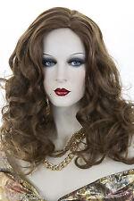 Long Medium Length Blonde Brunette Red Wavy Wigs