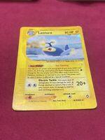 Pokemon Lanturn Holo Rare Aquapolis Played H15/H32