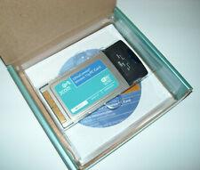 3Com OfficeConnect Wireless 11g WiFi PC Card (3CRWE154G72)