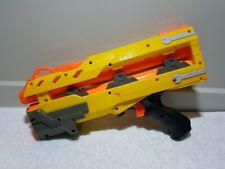 NERF Longshot CS-6  Front Barrel Blaster Attatchment Yellow