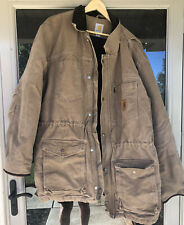 Carhartt Workwear Jacket 2XL brand new W/O tags brown work winter coat