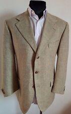 BALDESSARINI HUGO BOSS Mens blazer jacket green check EU54 UK44 N61