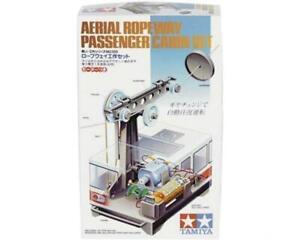 Tamiya Aerial Ropeway Passenger Cabin Model Kit [TAM70120]
