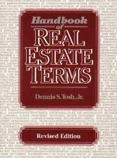 Handbook of Real Estate Terms Revised