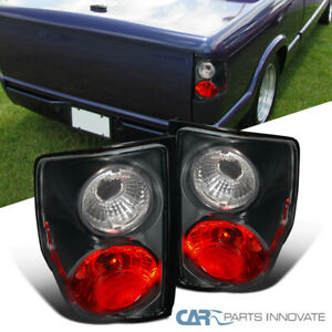 For 94-04 Chevy S10 GMC Sonoma 95-00 Isuzu Hombre Tail Lights Lamps Left+Right