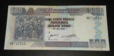 Burundi 500 Francs 1997 UNC