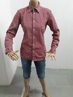 Camicia RALPH LAUREN Donna Shirt Woman Chemise Femme Taglia Size 10 Cotone 8482