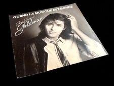 Jean-Jacques Goldman Quand la musique est bonne (1982)