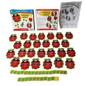 The Alphabet Ladybug Letters Carson-Dellosa Publishing Learning 140086