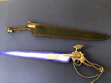 Lionheart Gunblade Sword Winged Final Fantasy VIII With Sheath