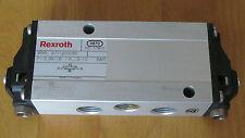 AVENTICS BOSCH REXROTH PNEUMATIK 5/3-Wegeventil 5711200050 Serie CD12 Qn=3600l/m