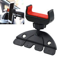 Universal Car CD Slot GPS Sat Nav Stand Holder Mount Cradle iPhone Samsung