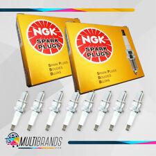 Set of 8 NGK 4339 DCPR8E Resistor Spark Plugs Made in Japan GENUINE