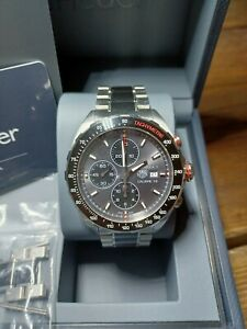 TAG Heuer Formula 1 CAZ2012.BA0970 Box and Papers 2018