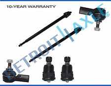 Brand New 6pc Complete Front Suspension Kit 2001-2005 Acura El and Honda Civic
